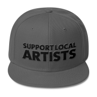Support Local Artists Snapback